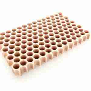 Dot Wooden Heat Mat in Maple by Hacoa