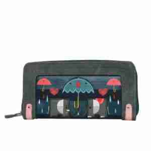 Elephant Love Wallet by Crowded Teeth