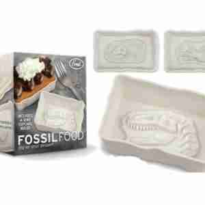 Fossil Food Cupcake Mould by Fred & Friends
