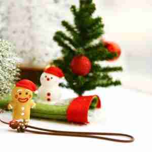 Bone Collection: Gingerbread Man 4Gb USB Flash Digital Memory Stick