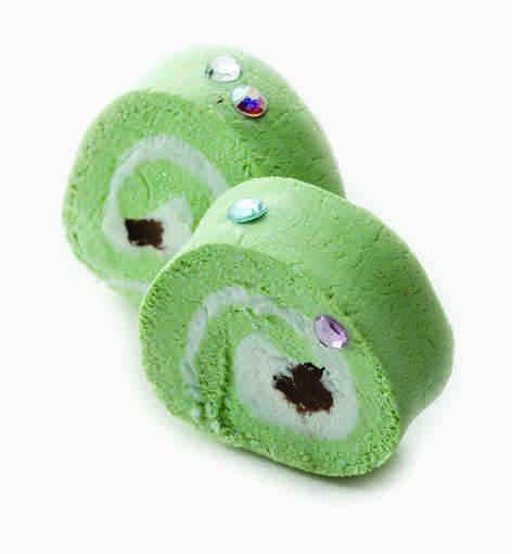 Paper Clay Miniature Food Kit - Green Tea (Large)