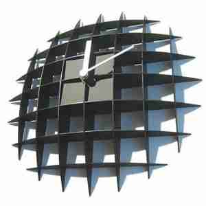 Matrix Grid Wall Clock by +d Japan