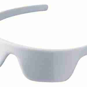 Hairglasses Headband that Look Like Sunglasses in White