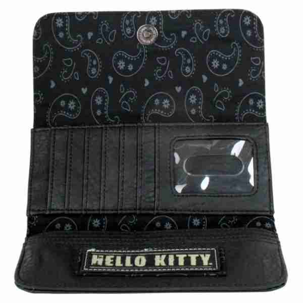 Hello Kitty by Loungefly Bandit Tri Fold Wallet