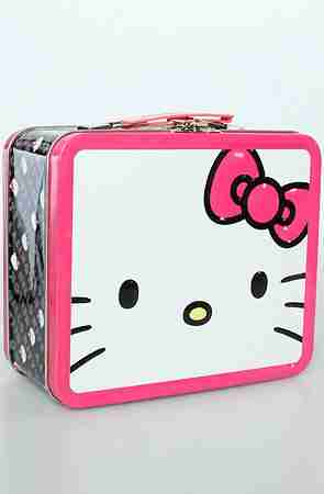 Hello Kitty by Loungefly Giant Face Lunchbox