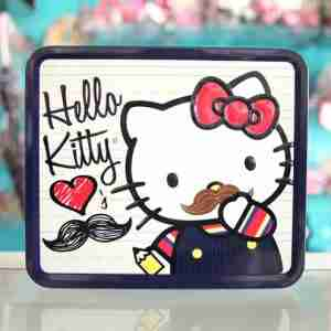 Hello Kitty by Loungefly Moustache Lunchbox