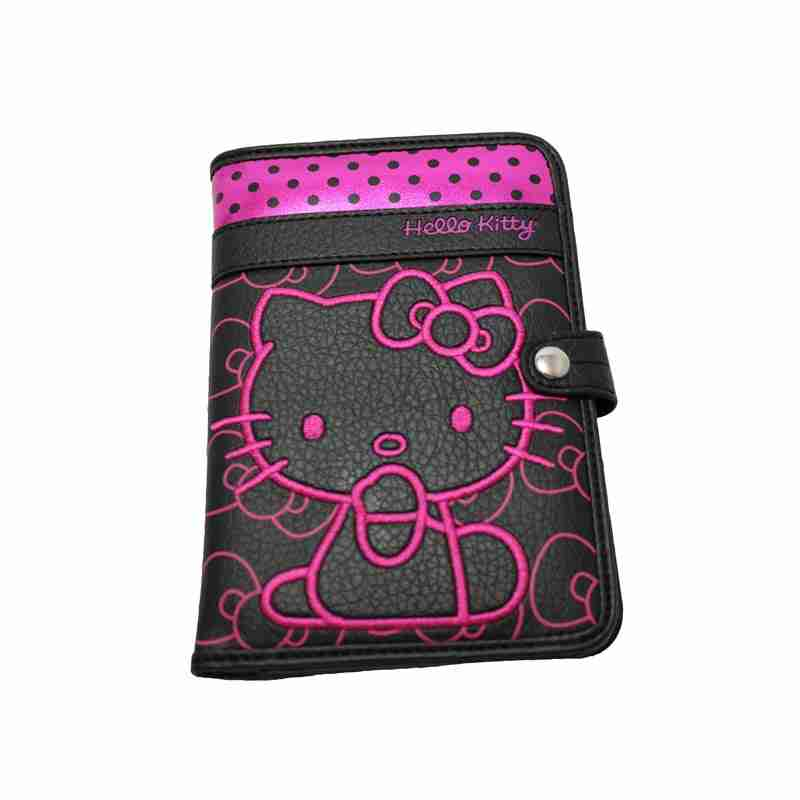 Hello Kitty by Loungefly Pink Bows Passport Case