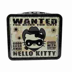 Hello Kitty by Loungefly Bandit Lunchbox