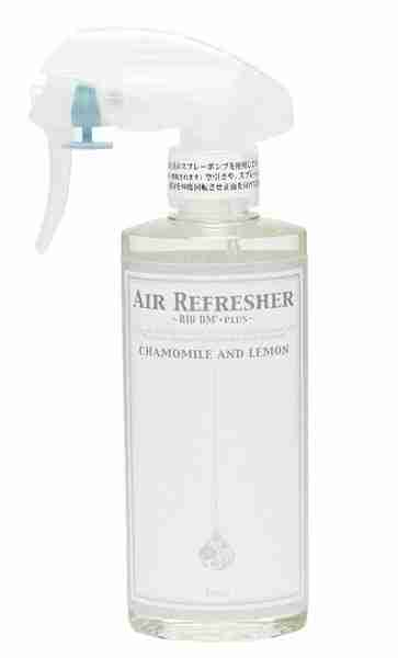 Hand Pump Air Refresher with BIO DM+Plus by ArtLab Japan - Chamomile and Lemon