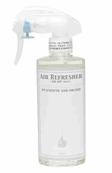 Hand Pump Air Refresher with BIO DM+Plus by ArtLab Japan - Hyachinth and Orchid