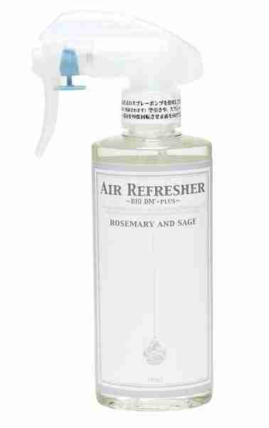 Hand Pump Air Refresher with BIO DM+Plus by ArtLab Japan - Rosemary and Sage