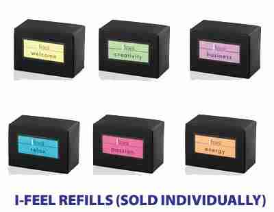 "Luxurious Fragance ""I-Feel"" Refill - Passion by Legnoart"