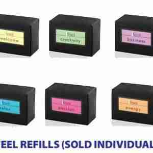 "Luxurious Fragance ""I-Feel"" Refill - Energy by Legnoart"