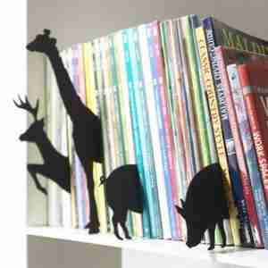 Book Case Animal Index Series: Reindeer