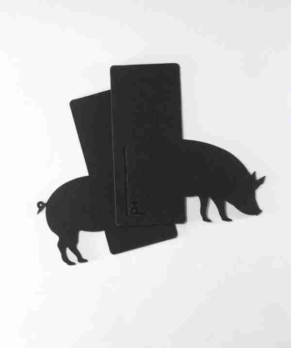 Book Case Animal Index Series: Reindeer