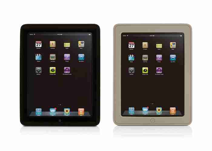 Bone Collection Black Apple iPad Leather Stylish Protective Case