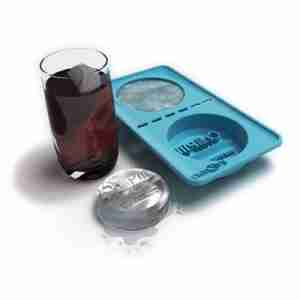 Chill Pill Ice tray Cool Large Aspirin Shaped Ice Cube