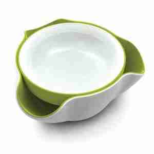 The Double Dish - Snack and Store Bowl by Joseph Joseph