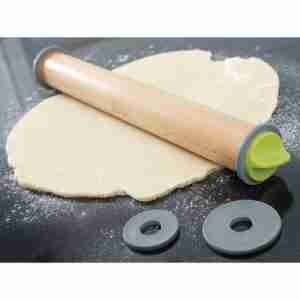 Adjustable Rolling Pin with Different Diameters by Joseph Joseph