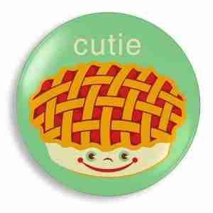 Cutie Pie Plate - Kids Homewares Designed by Jane Jenni
