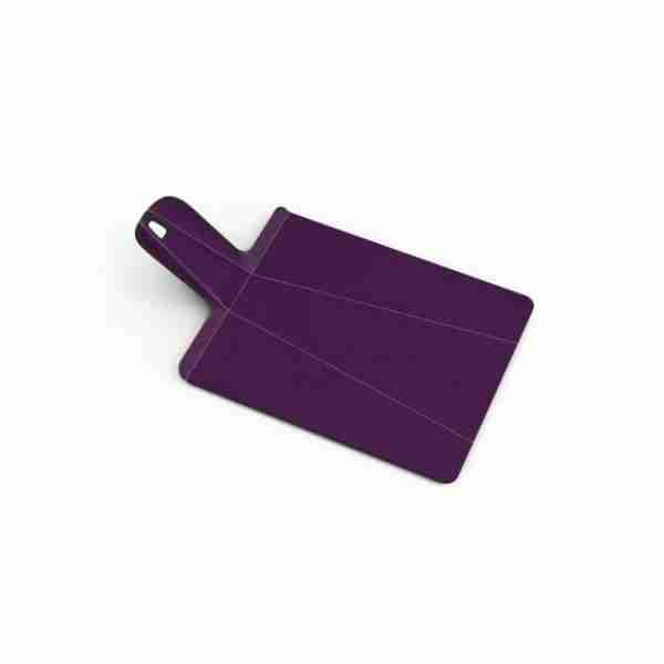 Chop2Pot PLUS Non Slip Cutting Board by Joseph Joseph (Aubergine)