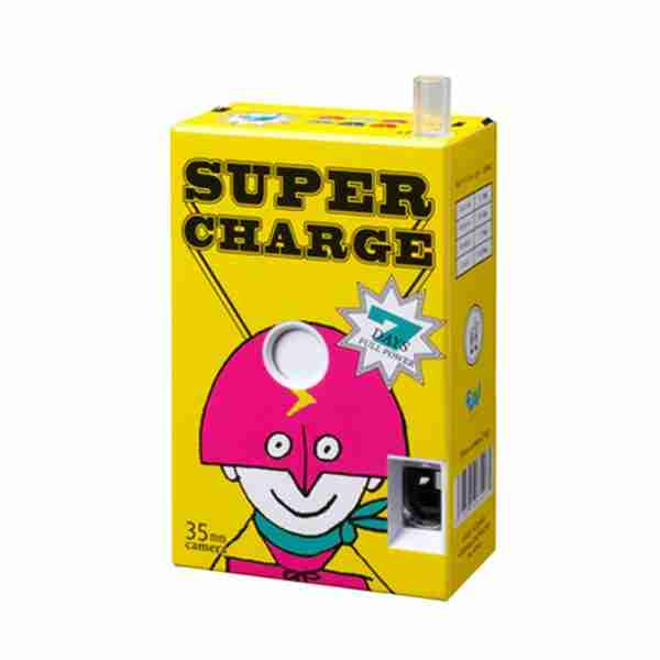 Fuuvi Juice Box 35mm Film Point-n-Click Camera - Super Charge