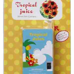 Fuuvi Juice Box 35mm Film Point-n-Click Camera - Tropical