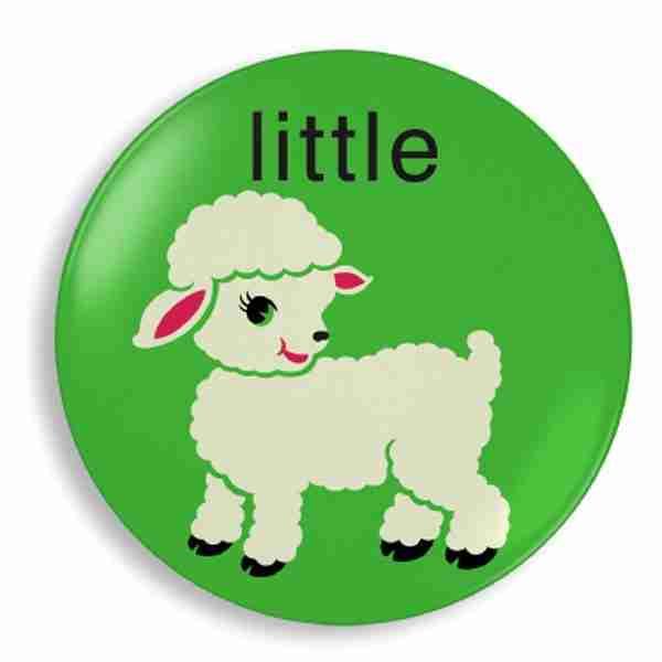 Little Lamb Plate - Kids Homewares Designed by Jane Jenni
