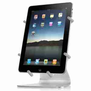 Luxa2 H4 Holder For Apple iPad and Amazon Kindle DX eBook eReaders