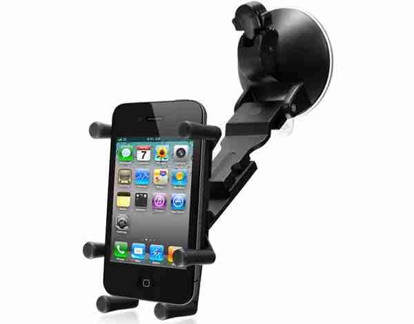 Luxa2 H5 Car Mount Holder for iPhone, PDA, PSP and GPS