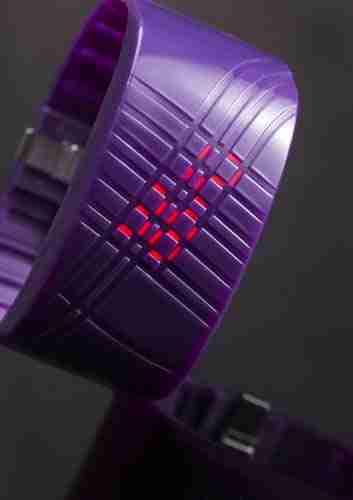 Untrod Madokadoke Wrist Watch Black