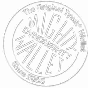 The Paper Wallet by Mighty Wallet - Half Dollar