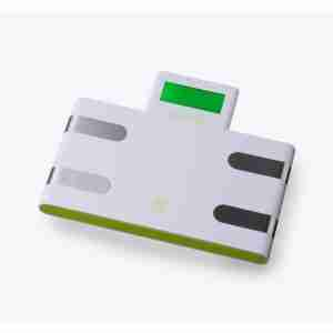 Mincette Sporty Multi-Function Body Analysis Scales - Grey Green