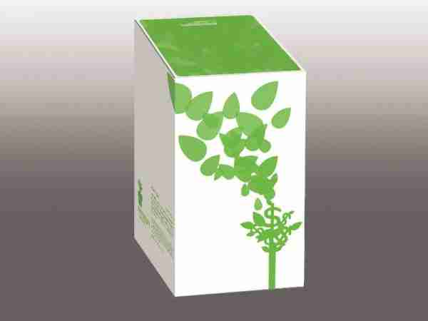 Growing Money Tree Coin Bank by MEGAWING - Green