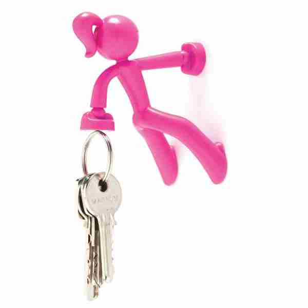 Key Petite - Magnetic Girl Key Holder (Colour Assortment)