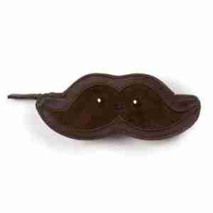 Moustache Coin Purse by Crowded Teeth