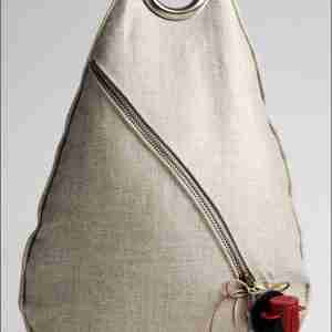 The Obag - 3L Wall Hanging Wine Bag in Dark Green Epicea Colour with Hook