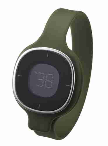 Untrod Ororon LCD Wrist Watch Green (Large)