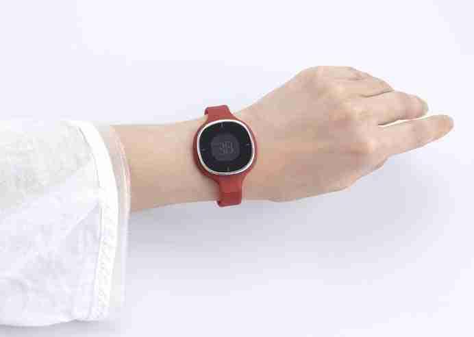 Untrod Ororon LCD Wrist Watch Green (Large)