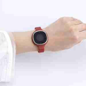 Untrod Ororon LCD Wrist Watch Red (Small)