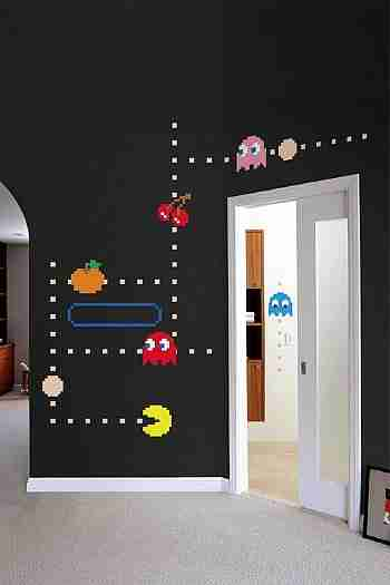 Pac-Man Ghost Wall Sticker by Namco