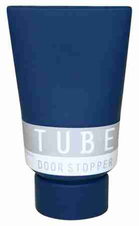 Navy Paint Tube Doorstopper by +d Japan