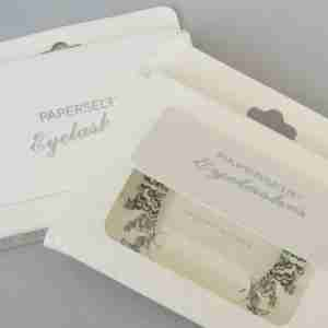 Horses Paper Eyelashes (Small) by PAPERSELF
