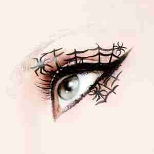 Spider Paper Eyelashes (Large) by PAPERSELF