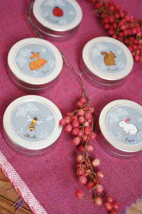 Maison du bois Solid Perfume (Squirrel) by ArtLab Japan