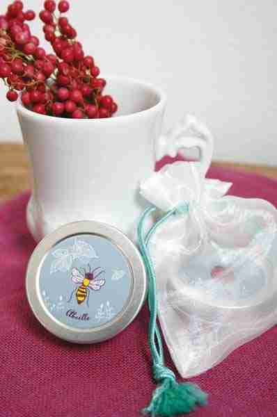 Maison du bois Solid Perfume (Ladybird) by ArtLab Japan