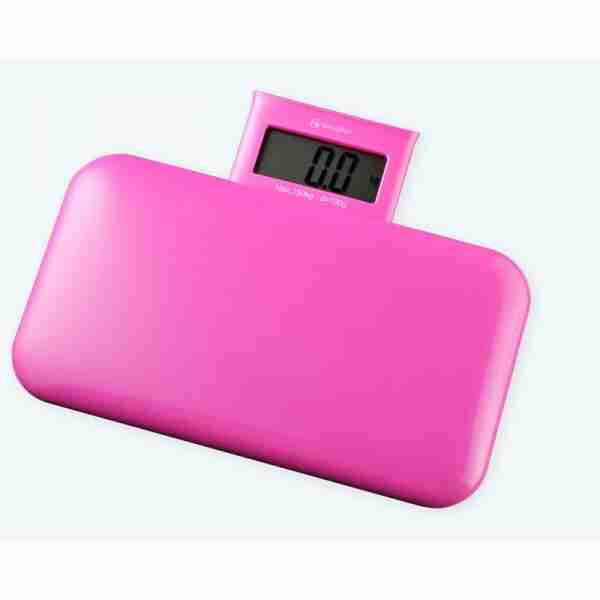 Petit Mignon - Travel Bathroom Scales in Purple
