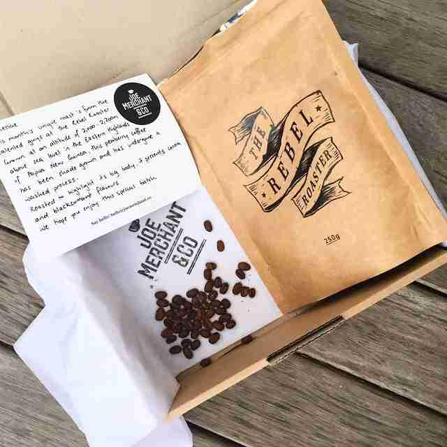 Joe Merchant Coffee Tasting Notes