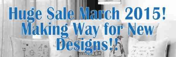 Urbanities March 2015 Huge Sale