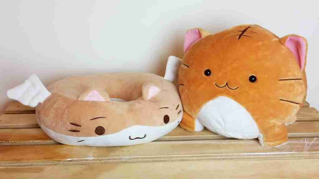 Poyo Poyo Cat Plush for Sydney Supanova 2016